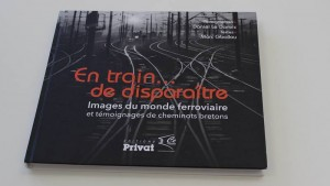 En train de disparaitre : Images du monde ferroviaire